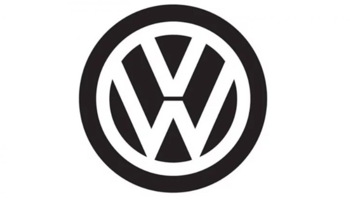 Volkswagen unveils new damagecontrol logo Volkswagen