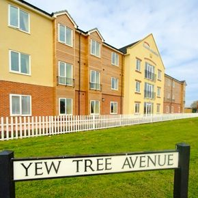 Executive Care Group Yew Tree Centre Redcar Cleveland UK Nursing