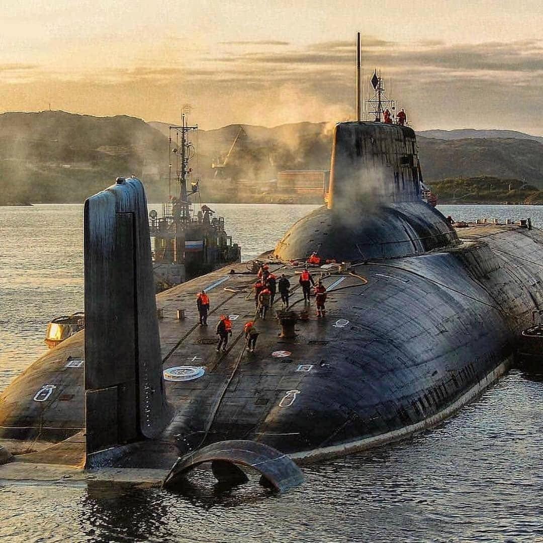 """Проект 941 """"Акула"""""""