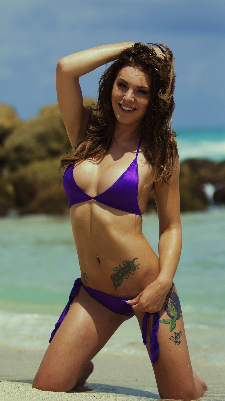 from Kayden jennifer bini taylor sexy body