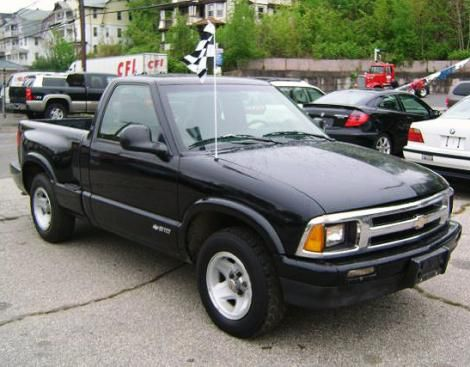Used 1997 Chevrolet S 10 Pickup Truck For Sale In Connecticut Pickup Trucks For Sale Chevrolet S 10 Chevy S10