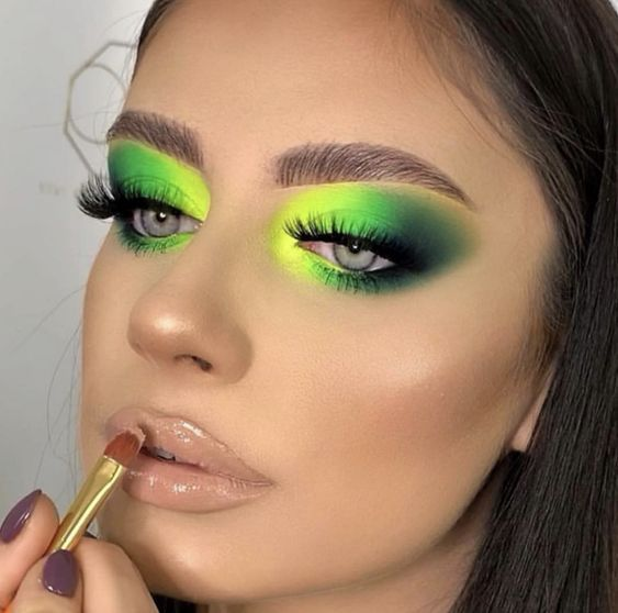 35 Stunning Green Eyeshadow Makeup Ideas That You Must Know