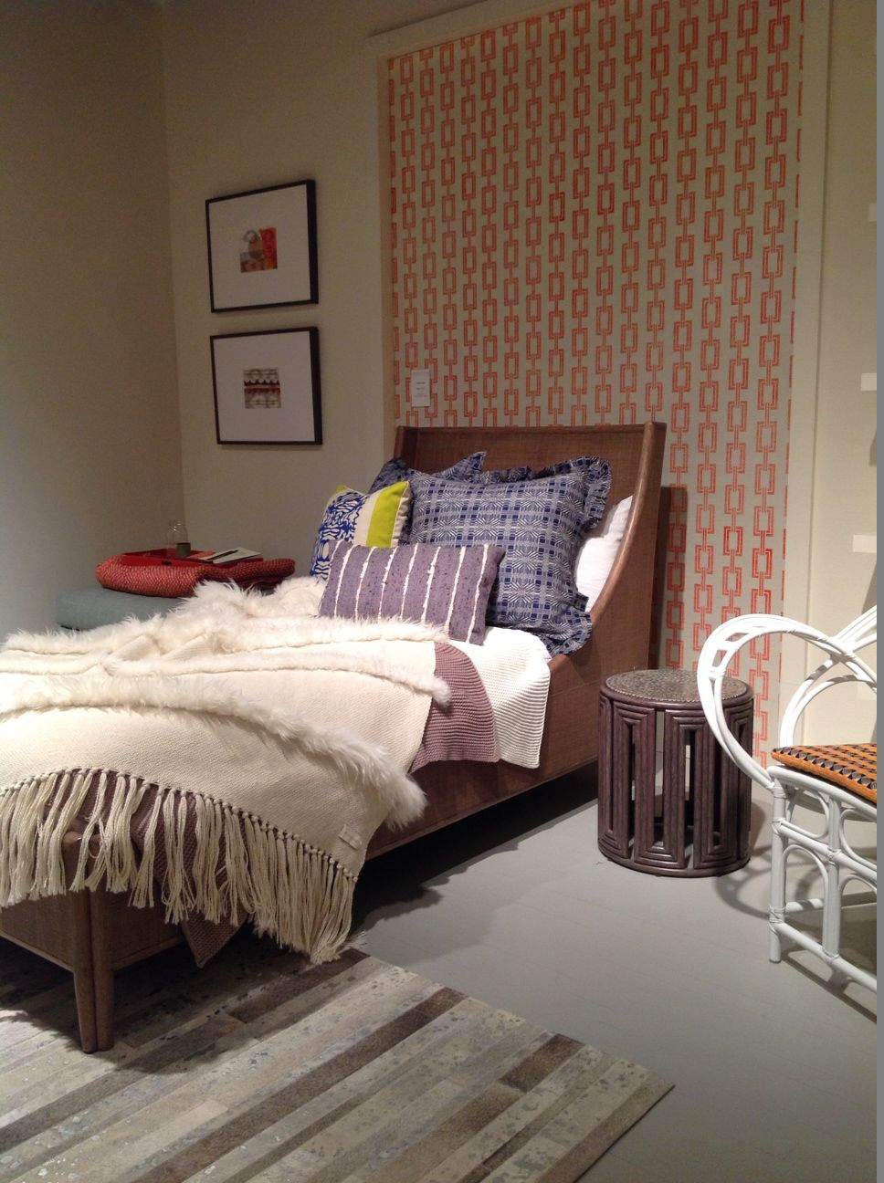 Charmant McGuire Furniture: Barbara Barry Caned Bed (Twin Extra Long): 610TXL Http: