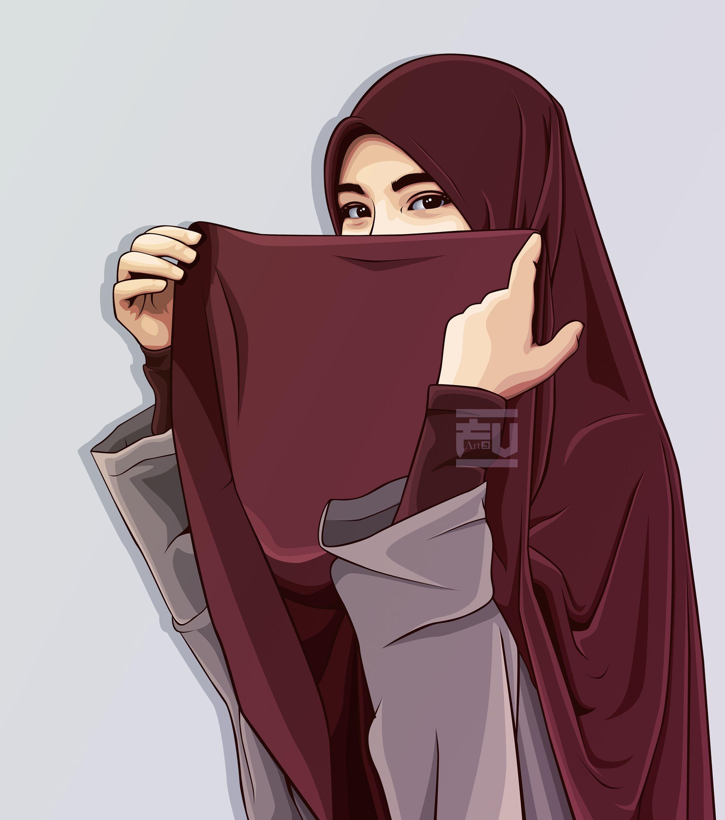 Gambar Pejuang Islam Kartun