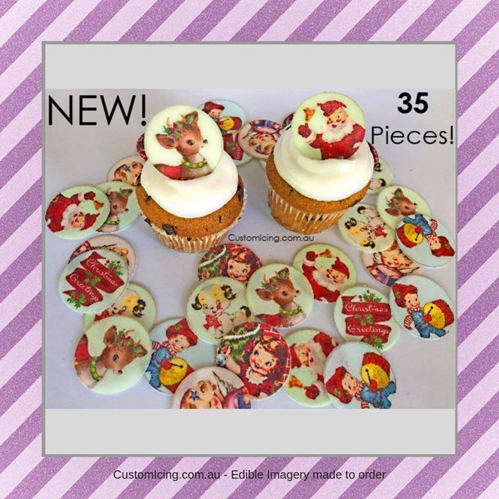 Custom icing edible images any image made completely