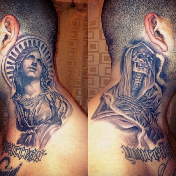 Pin On Amazing Tattoo Artwork By Manny Briseno