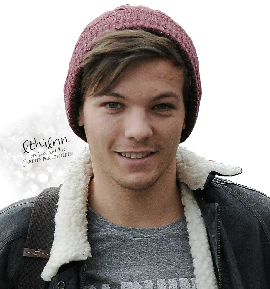 louis tomlinson 2014 | Louis Tomlinson render 003 [.png] by Ithilrin by Ithilrin