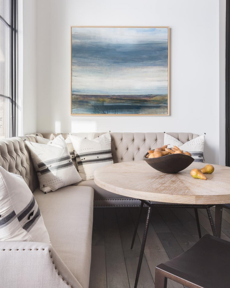 Design Inspo Beautiful Breakfast Nooks Style Curator Kitchen Nook Bench Banquette Seating Dining Nook