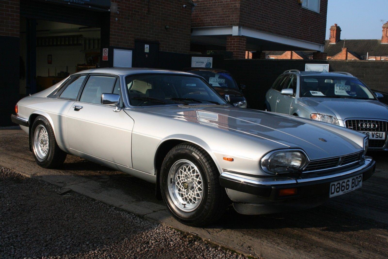 1987 Jaguar Xjs 5 3 V12 He Auto Automatic Xj S Easy Restoration Project Jaguar Auto Classic Cars