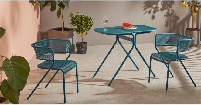 11 Mobilier Salons De Jardin Design Pour L Ete 2019 Avec Images Table Et Chaises Ensemble Table Et Chaise Table Et Chaises De Jardin