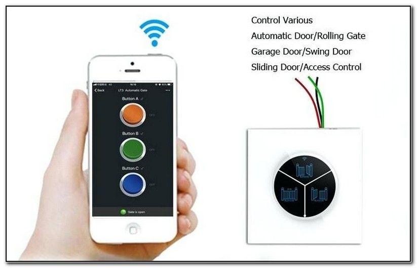 Remote Garage Door Opener App Garage Door Opener App Garage Door Opener Remote Garage Doors