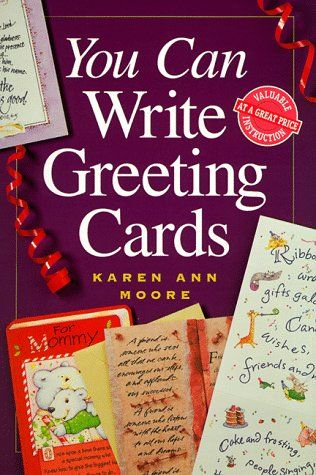 Make Money Writing Greeting Cards From Home Ideas Markets