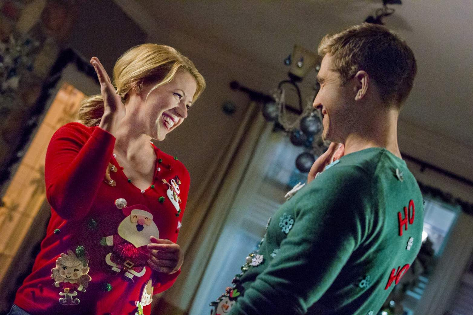 Finding Christmas Cast.Learn About The Countdown To Christmas Movie On Hallmark