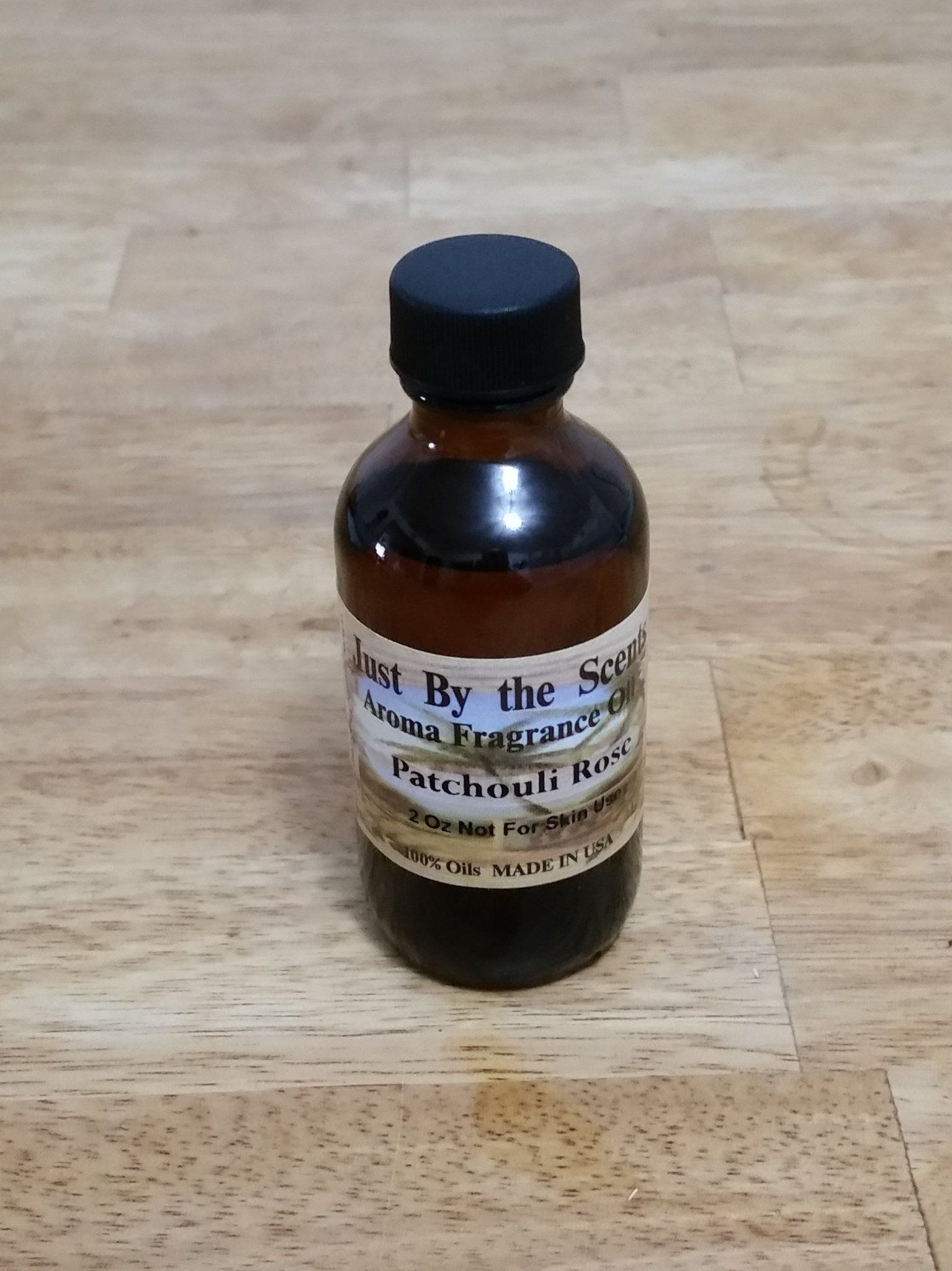 Patchouli Rose Aroma Fragrance Oil Just By The Scents 2 Ounce Bottle 100 Oil Made In Usa Fragrance Oil Fragrance Scents