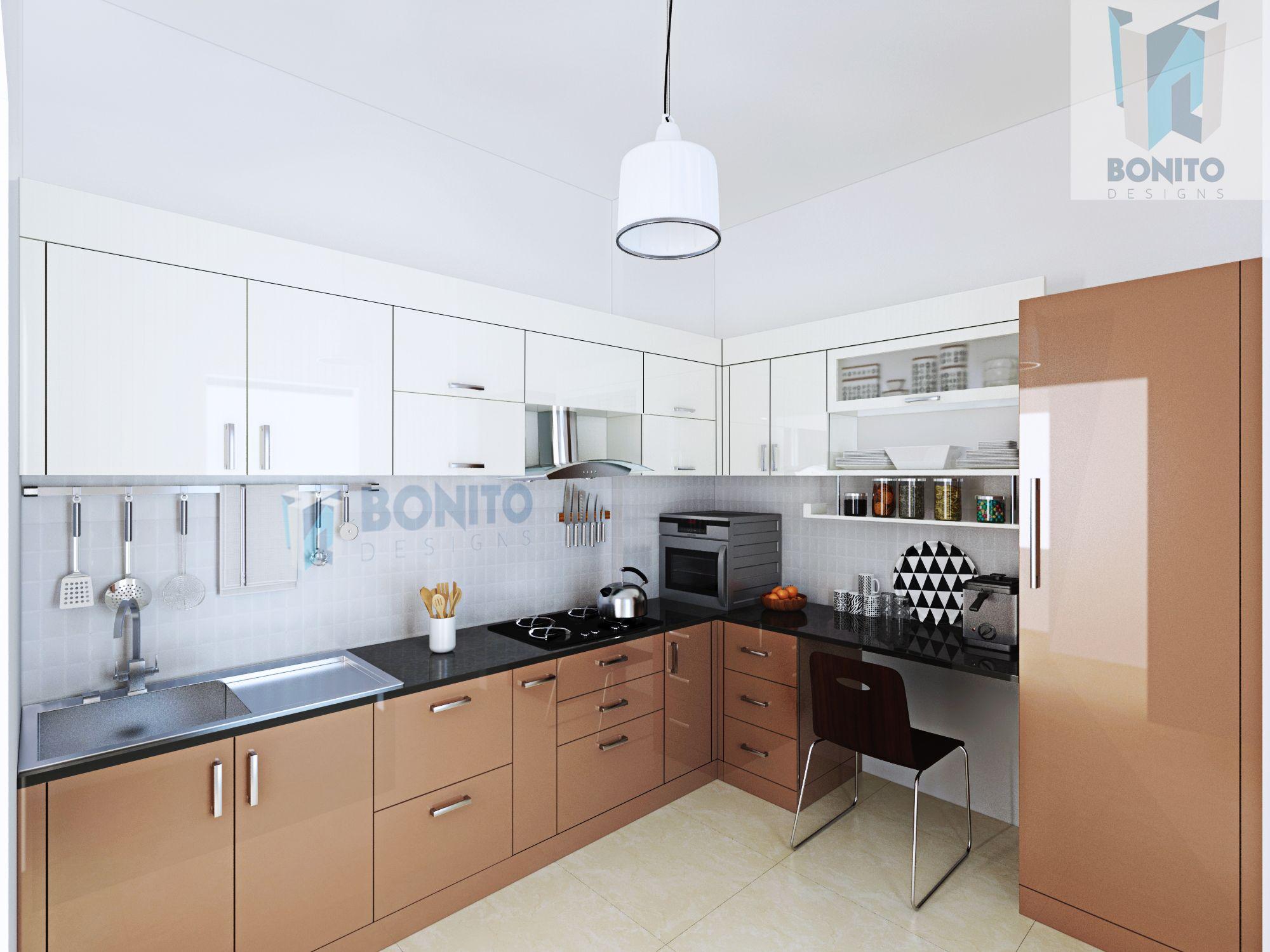 modular kitchen taken to a new levelbonito designs