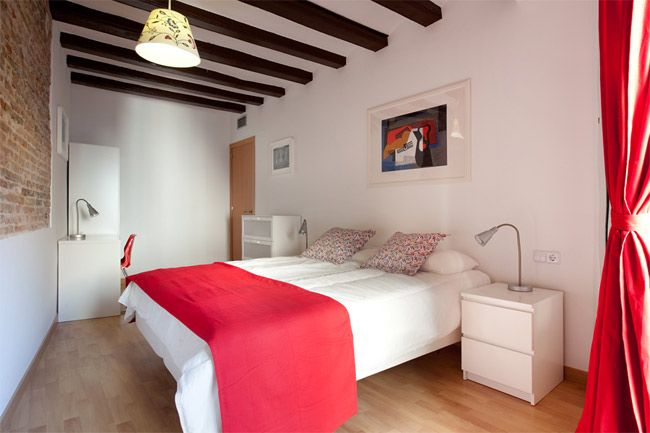 6 people apartment in the city centre of Barcelona - 2 ...