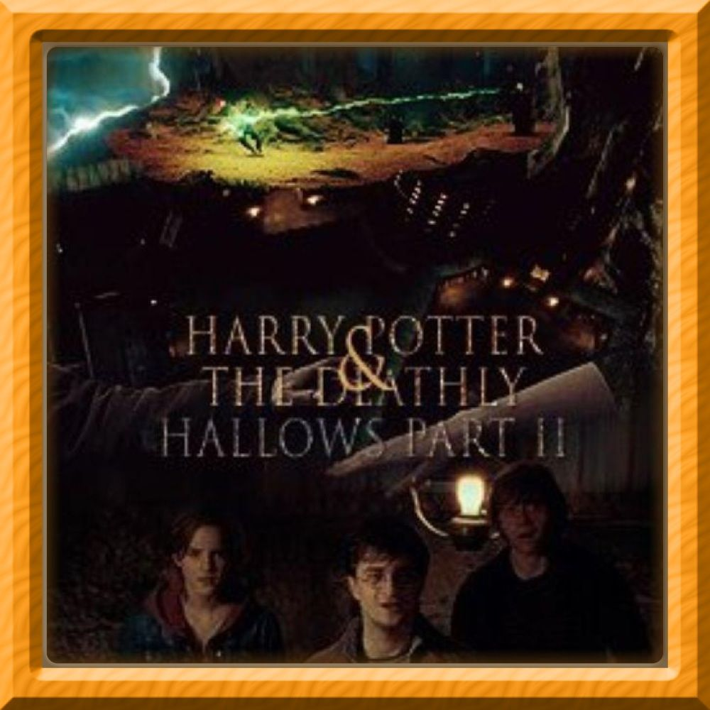 Harry Potter and the Deathly Hallows Pt.2.
