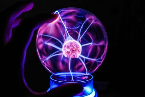 How Does A Plasma Ball Work Ball Lamps Plasma Lamp