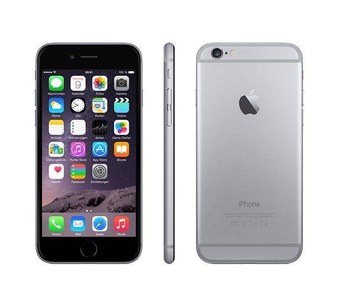 Apple Iphone 6 32gb Grau Deutsches Gerat Ovp Verschweisst Mwst Ausweisbar Apple Iphone Apple Iphone 6 Iphone