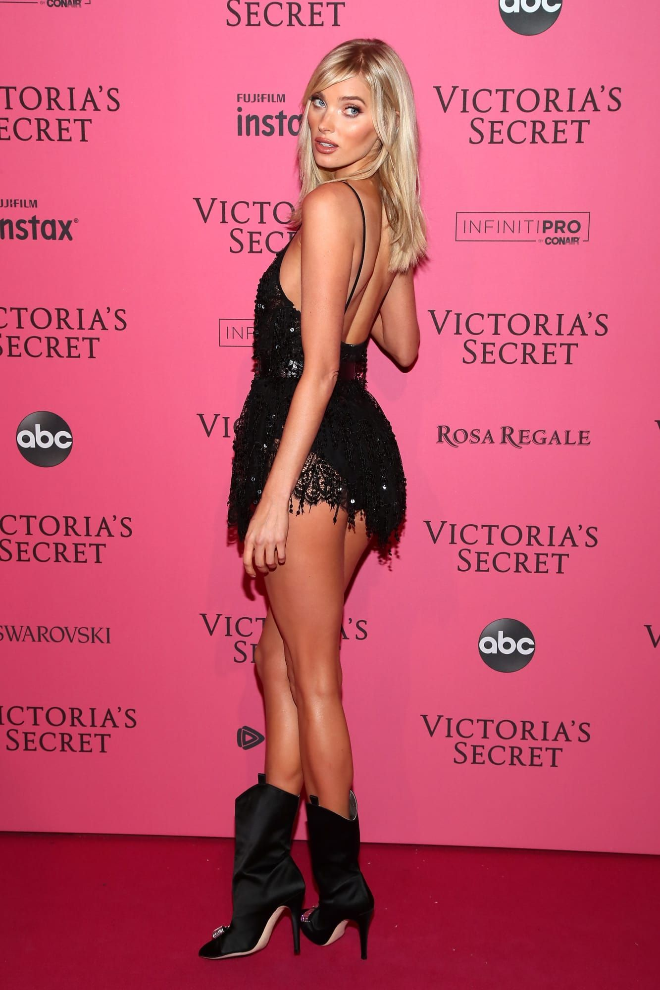 03c9c944e2e ... wear in after parties of the show is totally fire. Elsa Hosk - Victoria s  Secret Fashion Show 2018 Red Carpet