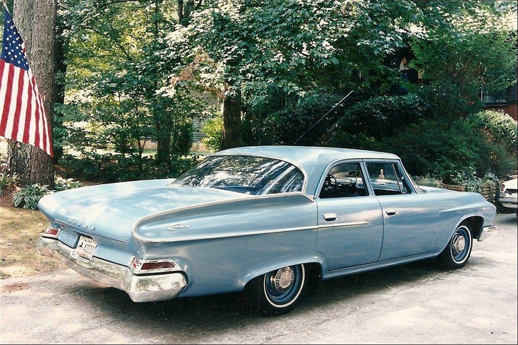 1961 Dodge Dart Seneca 4-Door Sedan | Dodge: 1960 - 1963 | Pinterest