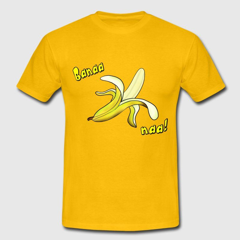 Bannanaaa Für alle #Banane und #minions Fans, findet ihr bei uns das passende #Shirt. Schaut mal rein.
