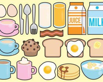 Premium Vector Clipart - Kawaii Junk Food Clipart - Kawaii Food ...