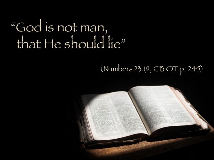 god is not a man that he should lie kjv - Google Search | Lie, God, Cards against humanity