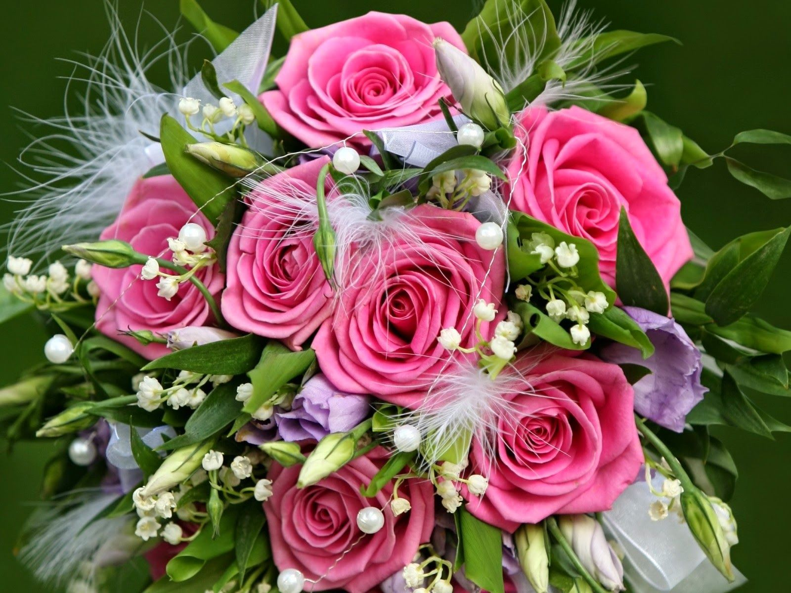 Fotos de ramo de rosas