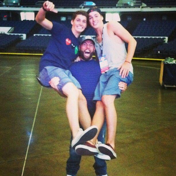 Jack, Finn & Shay (med billeder)