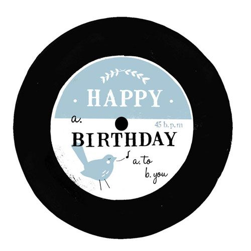 Birthday Greeting Card By ©Clare Owen, Represented By