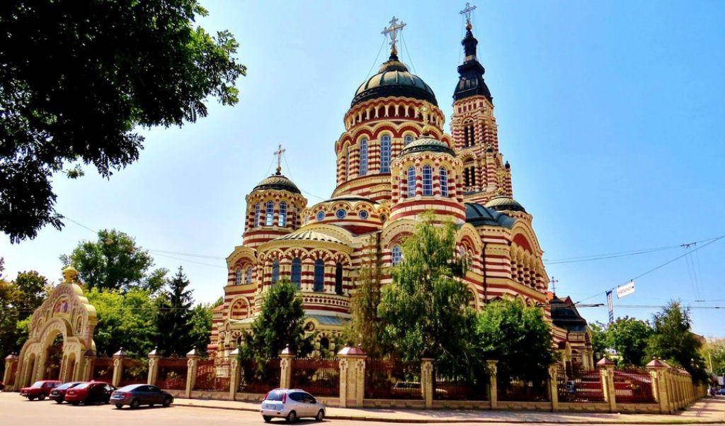 Catedral da Anunciação, Ucrânia