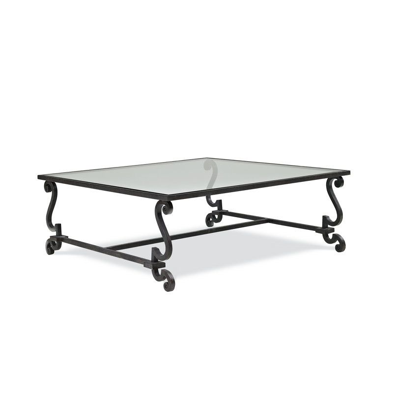 Lovely Ralph Lauren Alpine Lodge Square Cocktail Table FREE SHIPPING!  Www.PacificHeightsPlace.com