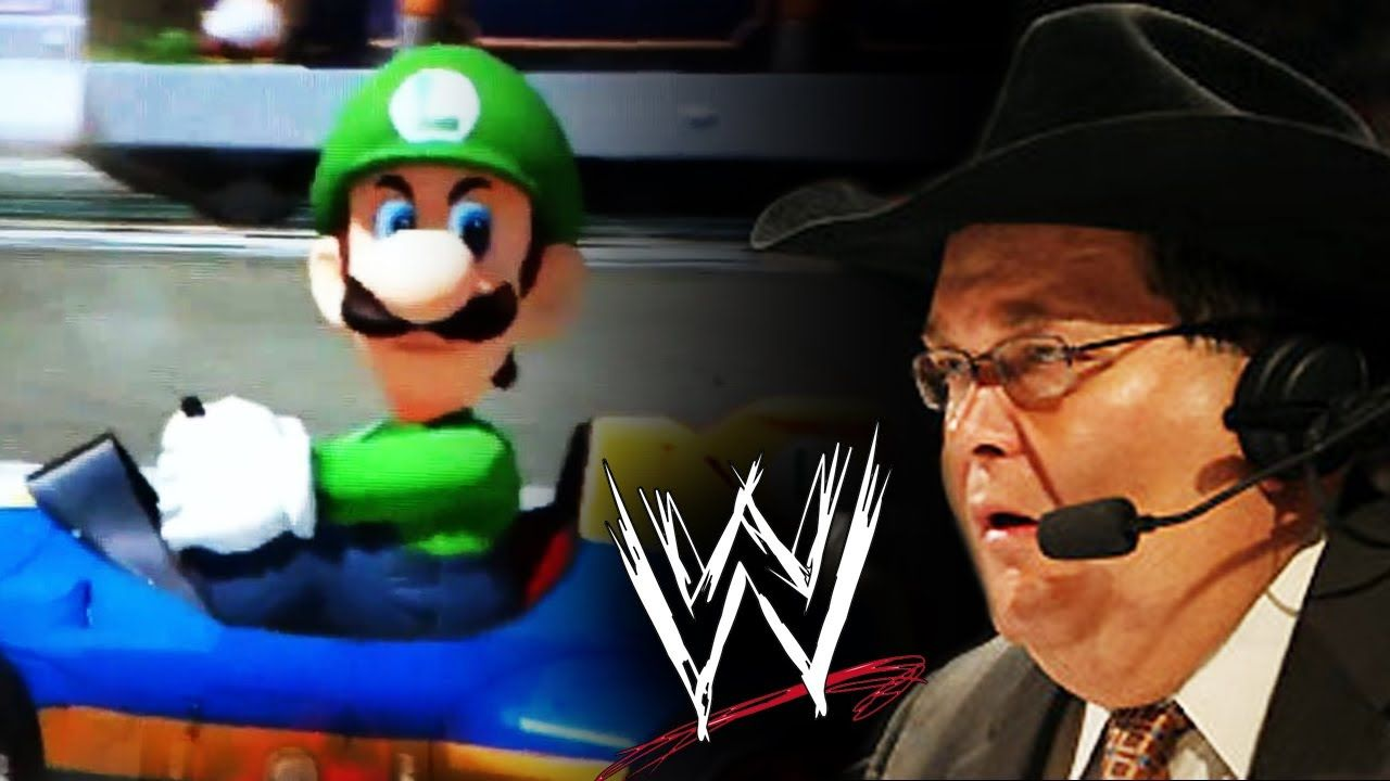 WWE Commentary (Jim Ross) on Video Games Episode 2
