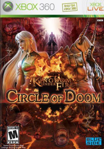 Kingdom Under Fire Circle Of Doom Bilingual See This Great Product Note It Is Affiliate Link To Amazon Xbox 360 Games Xbox 360 Latest Video Games