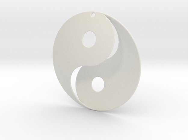 Check out Yin Yang Pendant by Marcos Ramos Design on Shapeways and discover more 3D printed products in Pendants.