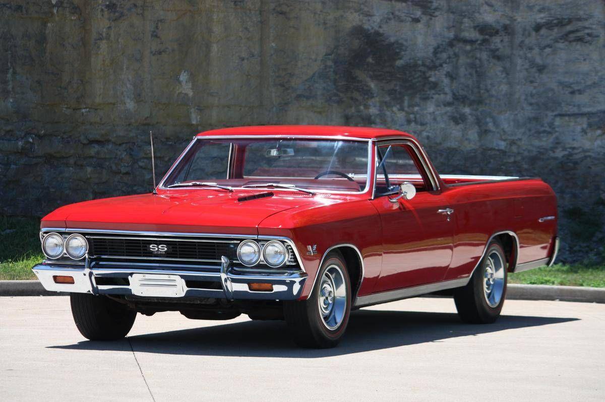 1966 Chevrolet El Camino Ss 396 Replica Caminos