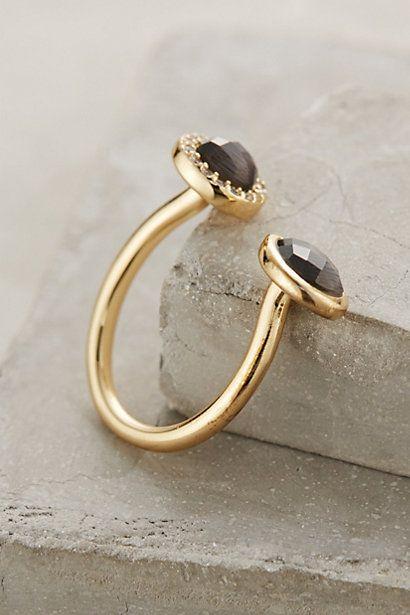Teary Labradorite Ring #anthropologie #flashpaperscissors