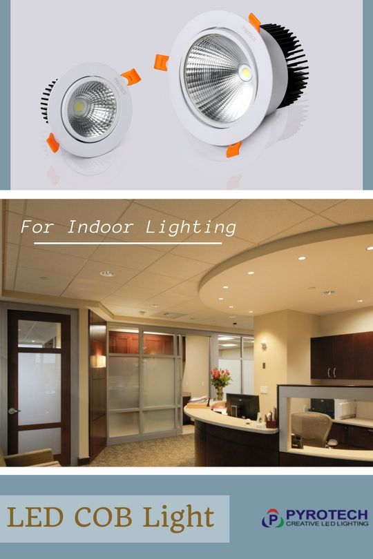 Pyrotech Cob Lights Offer The Most Potent Solution For