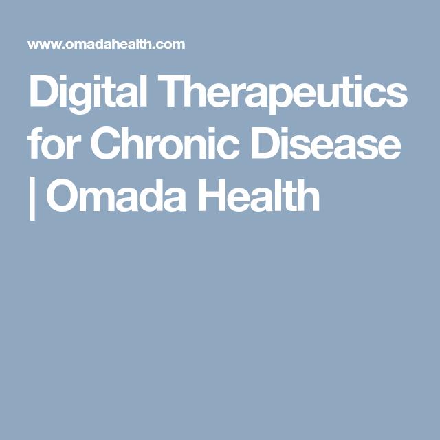 Digital Therapeutics for Chronic Disease | Omada Health
