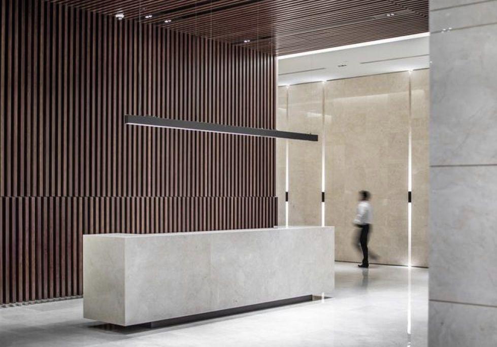 minimalist cool office reception area - Google Search, # ...