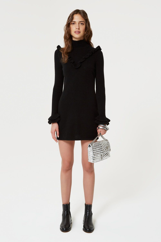 black-toler-girls-holiday-dress-sweater