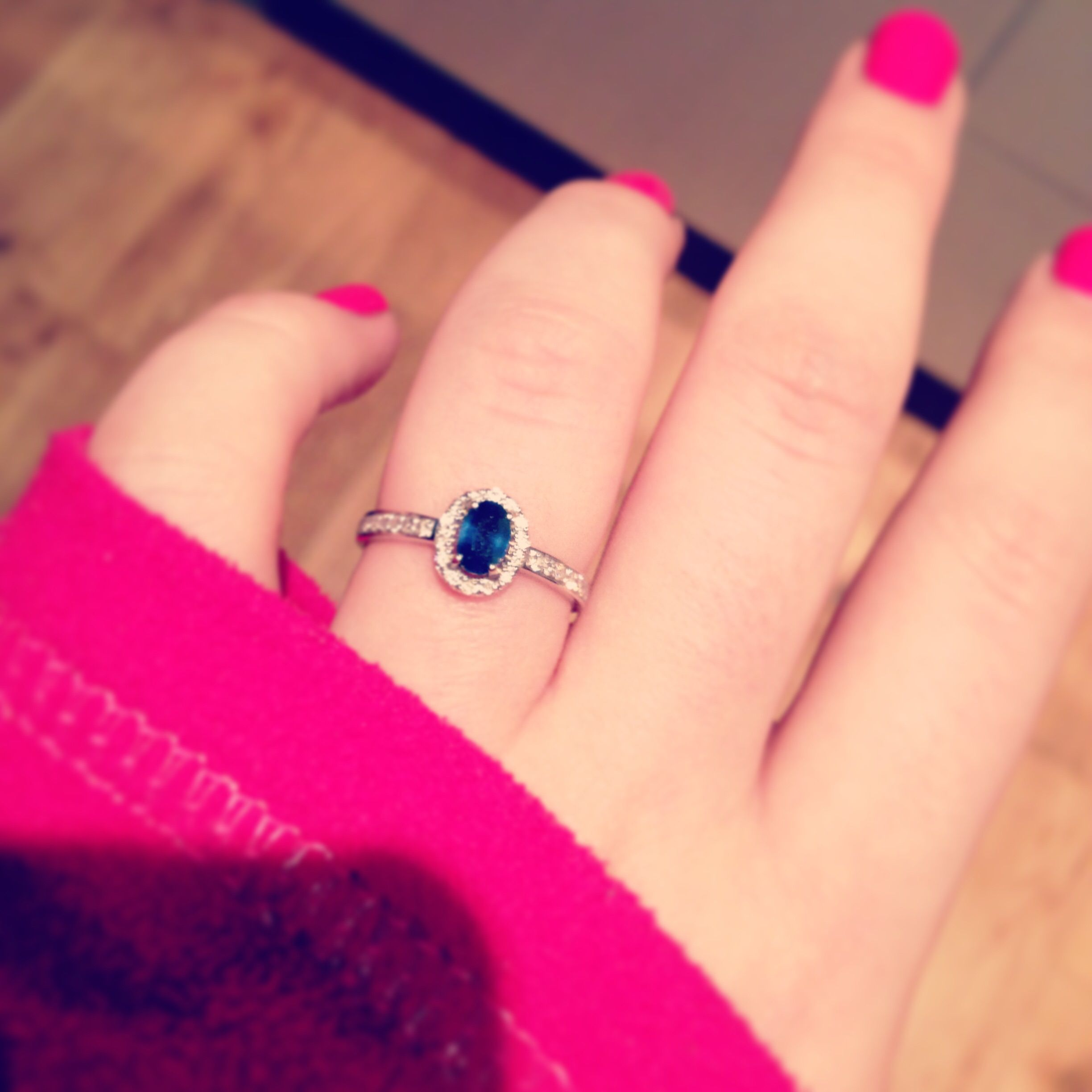Any smaller ovals? - Weddingbee | Rings | Pinterest