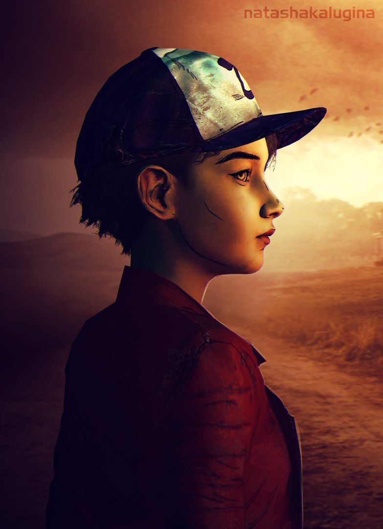 Clementine Pictures Walking Dead