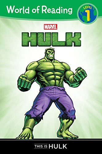 World Of Reading Hulk This Is Hulk Https Www Amazon Com Dp
