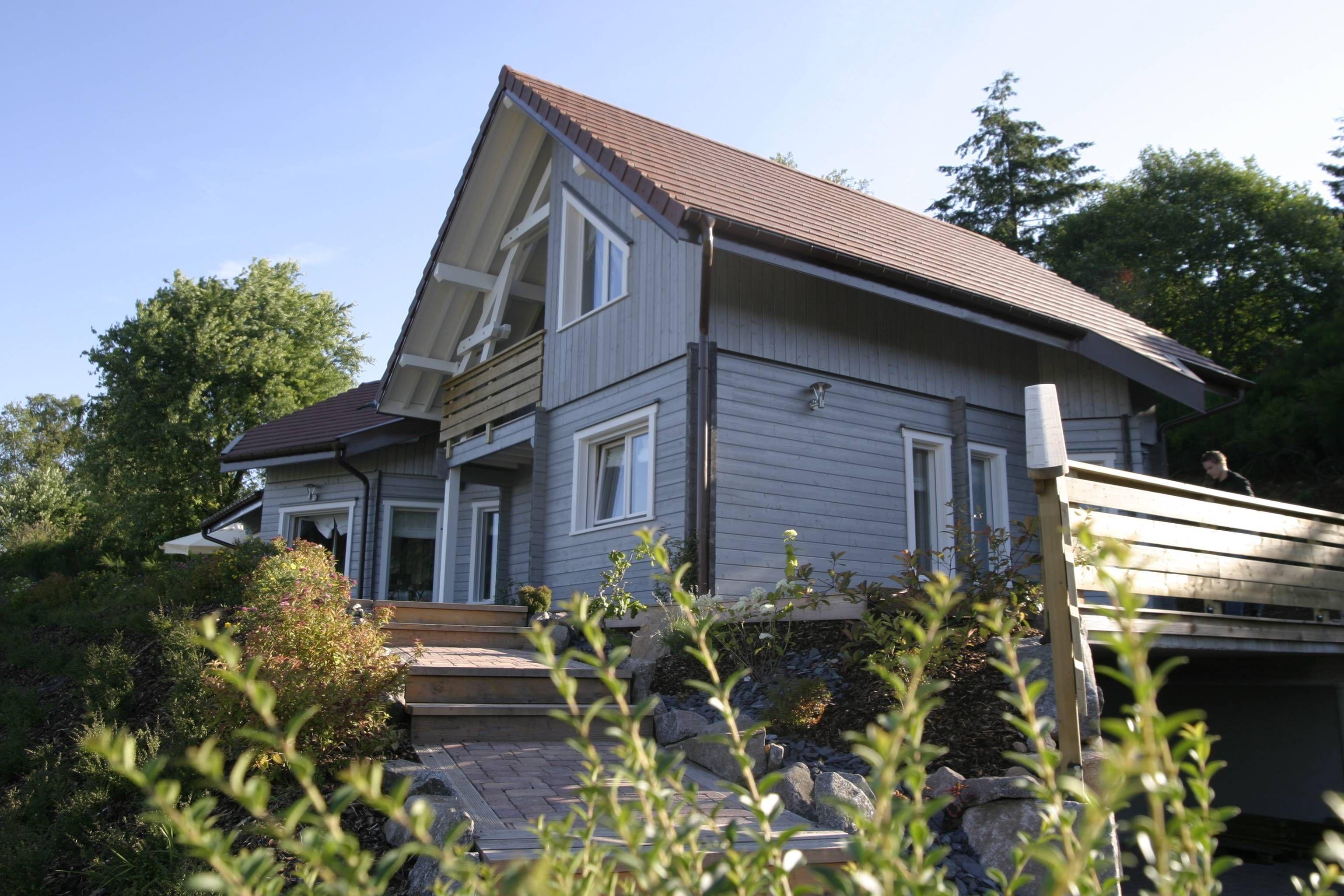 Des maisons en bois pour s 39 inspirer autoconstruction pinterest for Maison en kit en bois