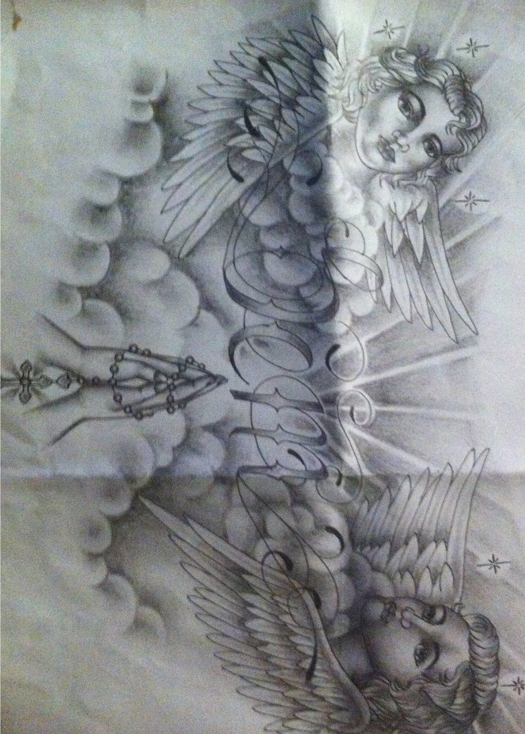 Chest Tattoo Design By Tattoosuzette Designs Interfaces Tattoo