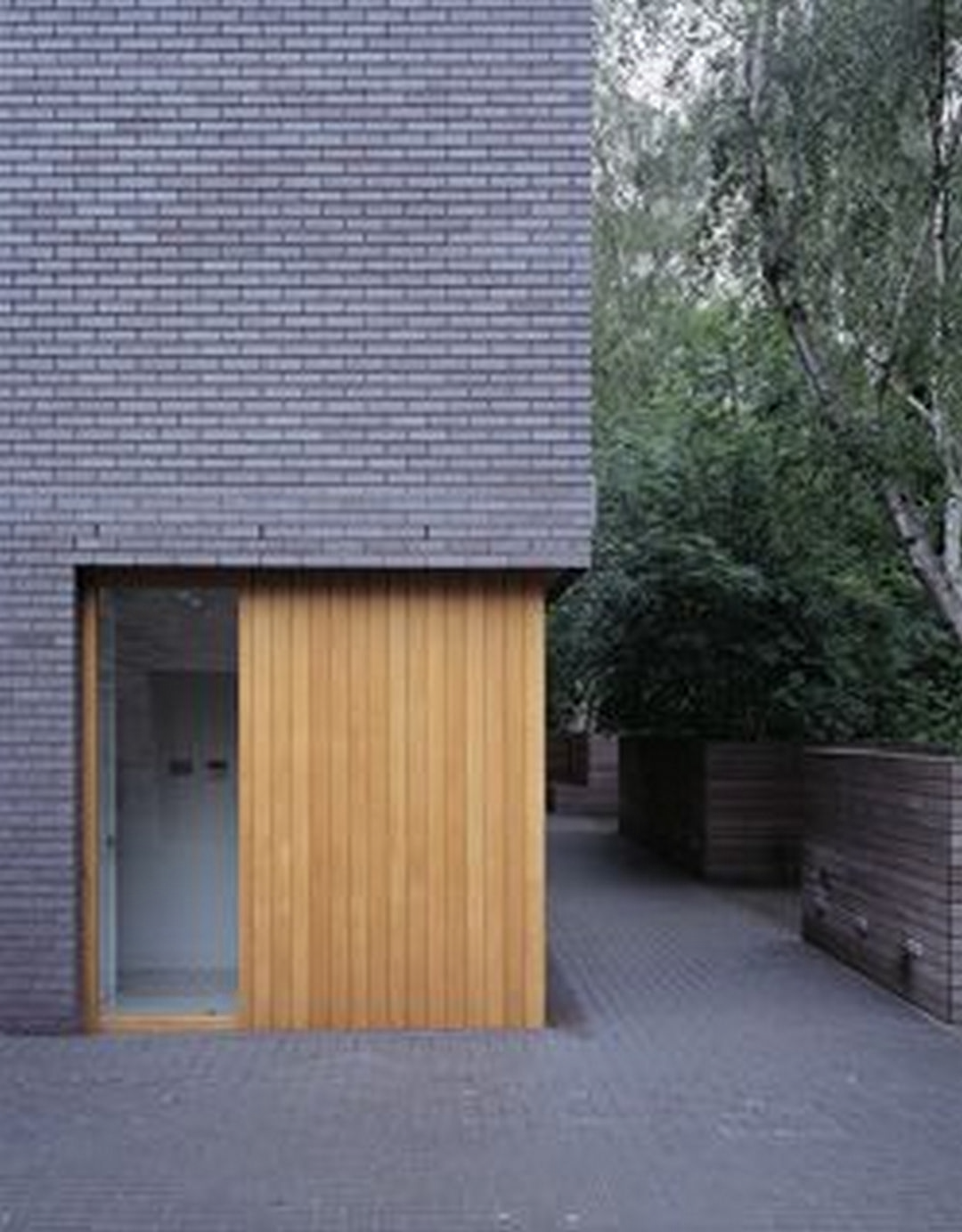 Stunning brick architecture inspirations 105 photos - Brick and wood house ...
