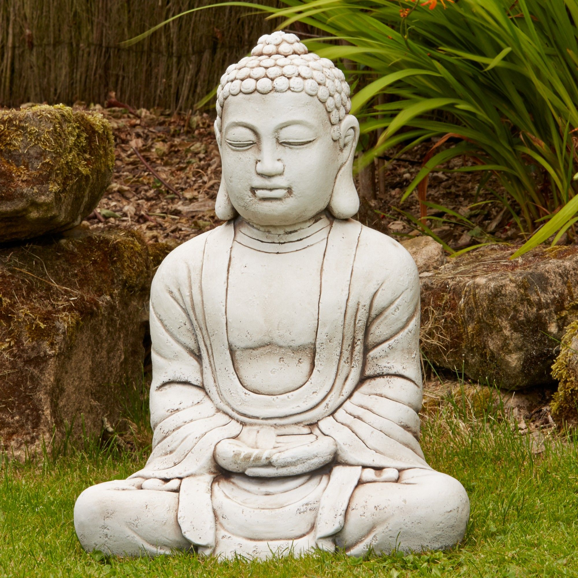 View The Hindu Stone Buddha Statue   Large Garden Ornament. Or See Our Full  Range Of Exquisite Unique To Statues U0026 Sculptures Online.