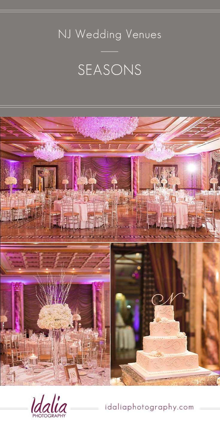 Untouched Reception Details | NJ NY PA Wedding Venues | Pinterest ...